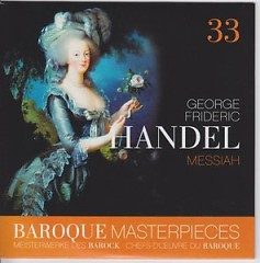 Baroque Masterpieces CD 33 - Handel Messiah - Eugene Ormandy, Philadelphia Orchestra