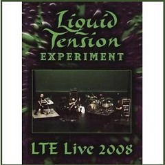 LTE Live 2008 - Live in NYC (CD2) - Liquid Tension Experiment