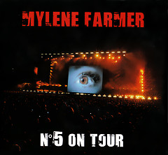 №5 On Tour (CD1) - Mylene Farmer