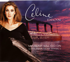 My Heart Will Go On (German CD-MAXI)