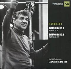 Jean Sibelius – Symphonies No 1 & No 6