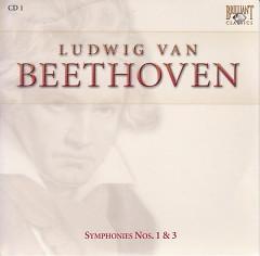 Complete Works CD 001  Symphonies Nos.1&3