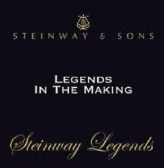Steinway Legends Vol 11 - Legends In The Making - Hélene Grimaud,Li Yundi,Lang Lang