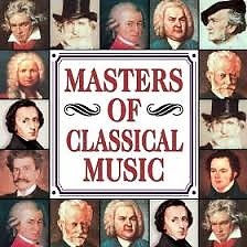 Masters Of Classical Music Vol. 1 - Mozart