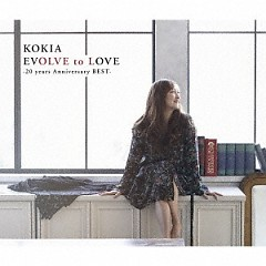 EVOLVE to LOVE -20 years Anniversary BEST- CD3 - KOKIA
