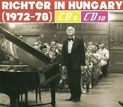 Richter In Hungary CD10 No. 1