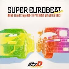 Initial D Fourth Stage Non-Stop Mega Mix With Battle Digest (CD1) Part I