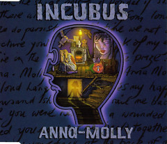 Anna-Molly (CD Single) - Incubus