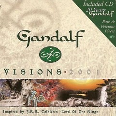 Visions 2001 (20 Years Of Gandalf) CD2