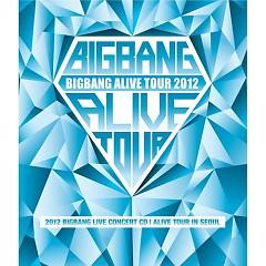 2012 BIGBANG Live Concert [Alive Tour In Seoul]