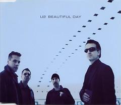 Beautiful Day (CD Single Blue - Australian)