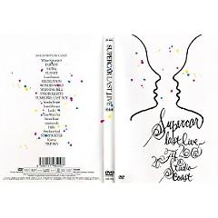 Last Live Disc 1 - Supercar