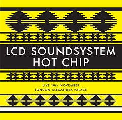 Live 10th November London Alexandra Palace (CD1) - Hot Chip