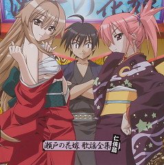 Seto no Hanayome Kayou Zenshuu Ninkyou Hen II