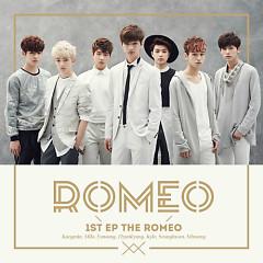 ROMEO 1st EP The ROMEO - Romeo (로미오)