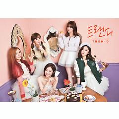 정 (Single) - Tren-D