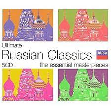 Ultimate Russian Classics CD4