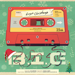 Last Christmas - B.I.G (Boys In Groove)