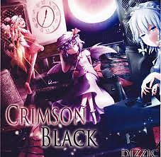 CRIMSON BLACK - dizzic
