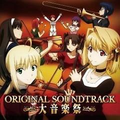 Carnival Phantasm Original Soundtrack CD1