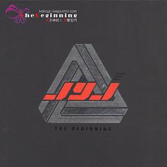시작 (한정판) / The Beginning (Limited Edition)  - JYJ