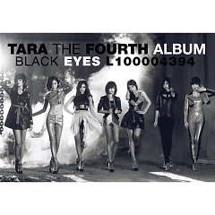 Album Black Eyes - T-ARA