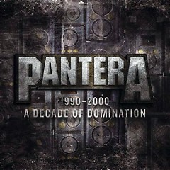 1990 - 2000 A Decade Of Domination - Pantera