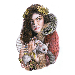 The Love Club - EP (US Version) - Lorde