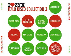 I Love ZYX Italo Disco Collection 3  cd3