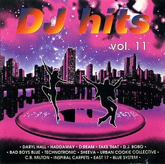 D.J. Hits Vol. 11 CD2