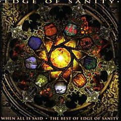 When All Is Said (CD10) - Edge Of Sanity