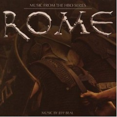 Rome: Music From The HBO Series OST (Pt.1) - Jeff Beal