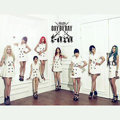 Album Day By Day (6th Mini Album) - T-ARA
