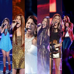 The Voice Journey - Cassadee Pope