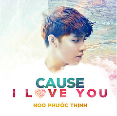 Cause I Love You (Single)