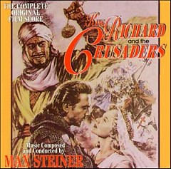 King Richard And The Crusaders OST (Complete) - Max Steiner