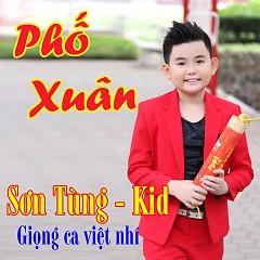 Album Phố Xuân - Sơn Tùng Kid
