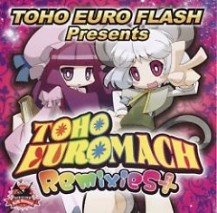 TOHO EURO FLASH Remixies - NJK Record