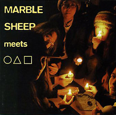 Marble Sheep Meets Maru Sankaku Shikaku CD1