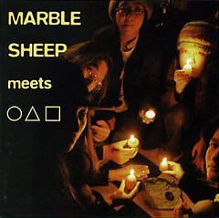Marble Sheep Meets Maru Sankaku Shikaku CD2