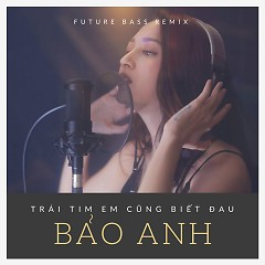 Album Trái Tim Em Cũng Biết Đau (Future Bass Remix) - Bảo Anh