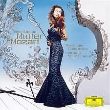 Mozart: The Violin Concertos CD1