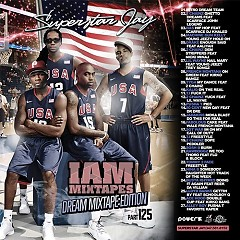 I Am Mixtapes 125 (CD1)