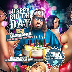 #HappyBirthdayDjTazmania (CD2)