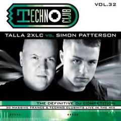 Techno Club Vol.32 (CD2) - Simon Patterson
