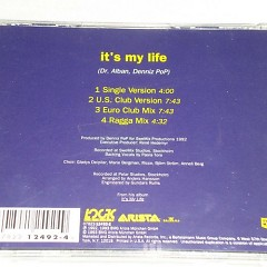 It's My Life (Promo)  - Dr.Alban