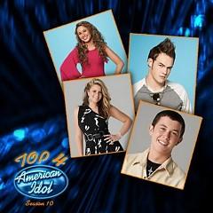 American Idol Season 10 Top 4