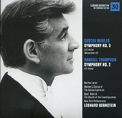 Gustav Mahler – Symphony No 3, Randall Thompson – Symphony No 2