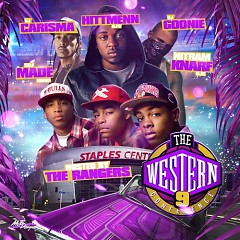 The Western Conference 9  (CD2)