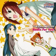 DJCD THE iDOLM@STER Radio For You! Vol.2
